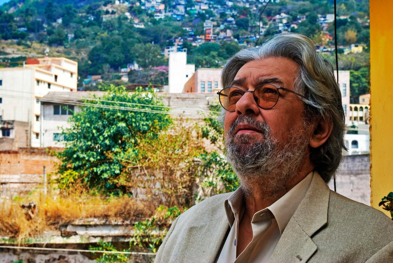 Rigoberto Paredes: poeta contra la corriente
