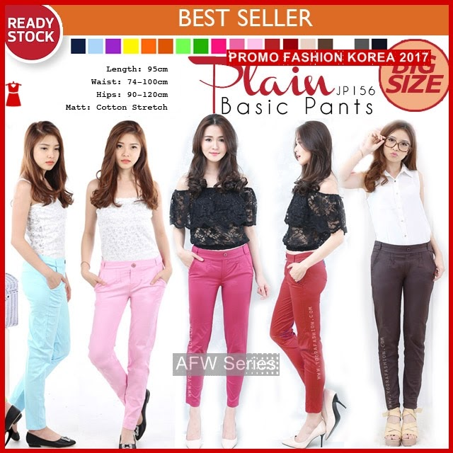 BAMFGW180 Big Plain Basic Wanita PROMO BMG