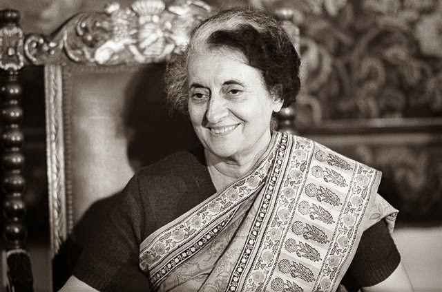 10 Most Influential Women Indira Gandhi