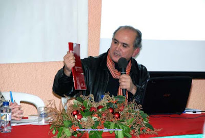 Pedro Fandos, Charla sobre la riqueza oculta de Arnao