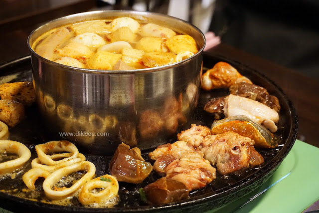 Steamboat BBQ Buffet D'Kayangan Shah Alam Best