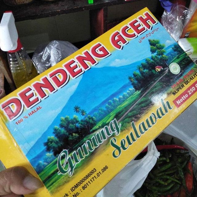 Dendeng Lhokseumawe Aceh