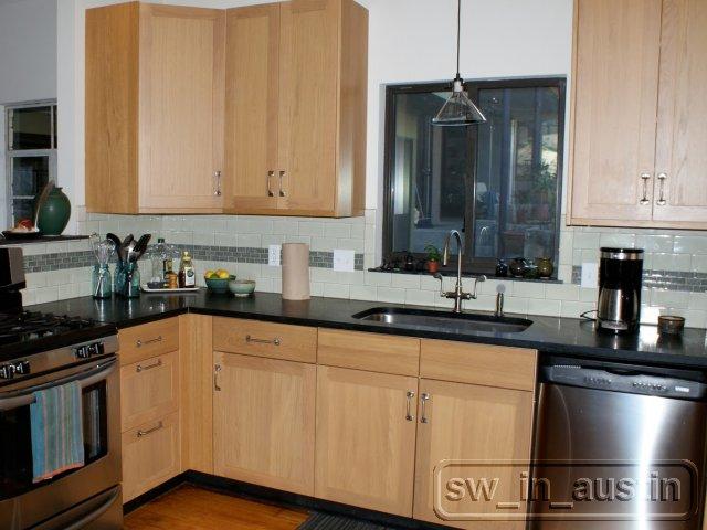 finished kitchens blog sw in austin 39 s kitchen. Black Bedroom Furniture Sets. Home Design Ideas