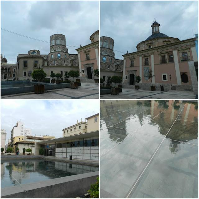 Valência (Espanha) em 5 praças! Plaza de la Almoina