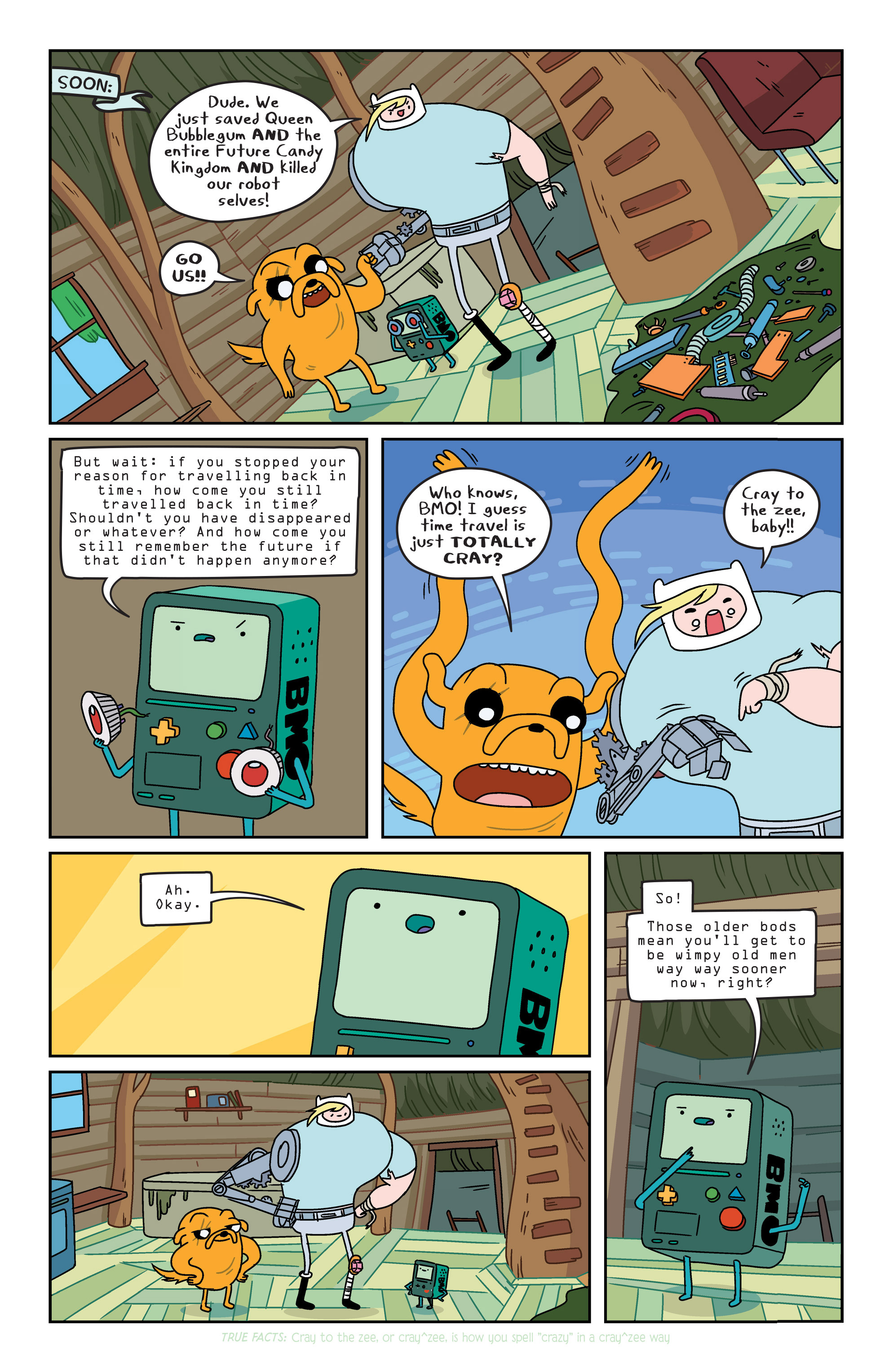 Read online Adventure Time comic -  Issue #Adventure Time _TPB 2 - 85