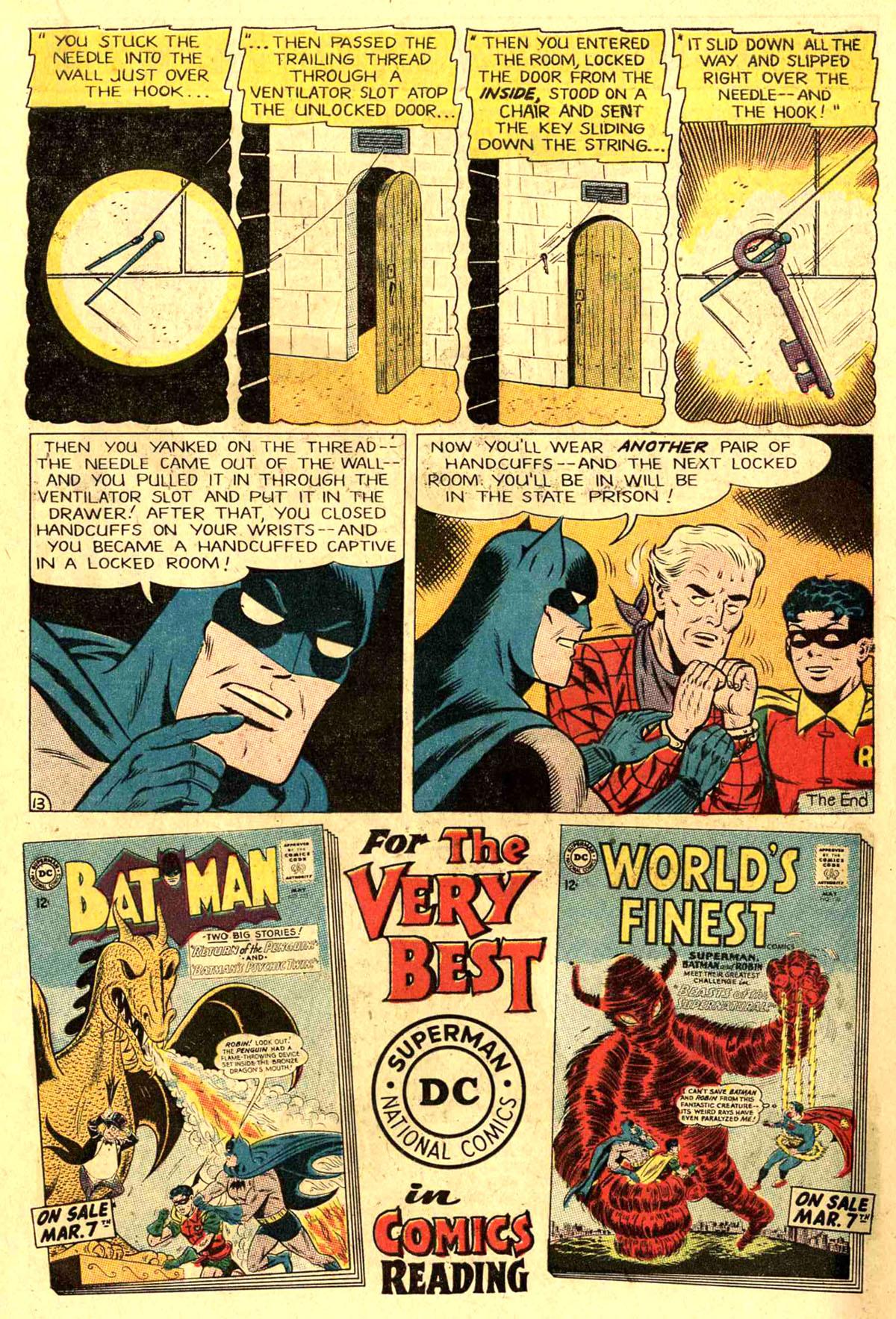 Detective Comics (1937) 314 Page 14