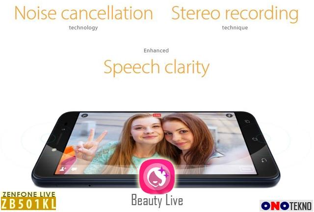 "Zenfone Live "" Smartphonenya Penyuka Live Streaming """