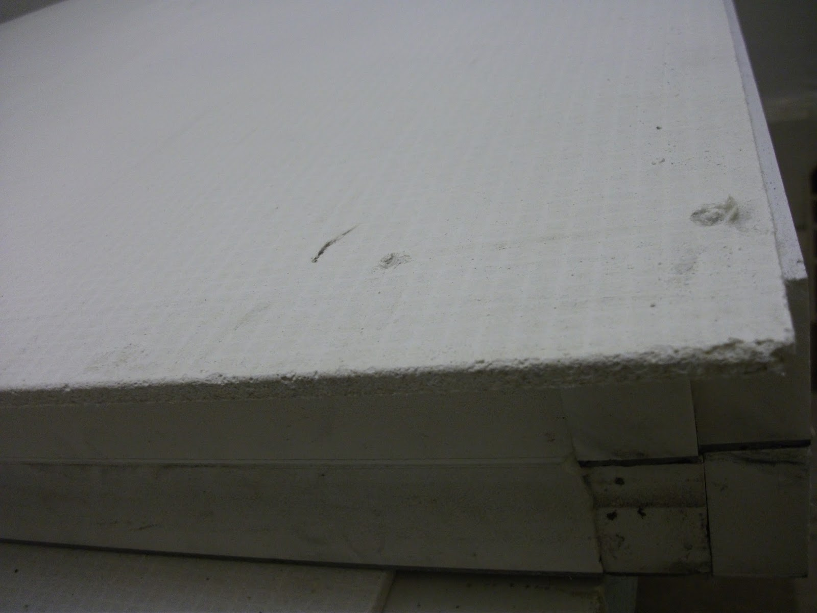 2 Experiments with budget 6mm MGO panels, dry lining or grp frame