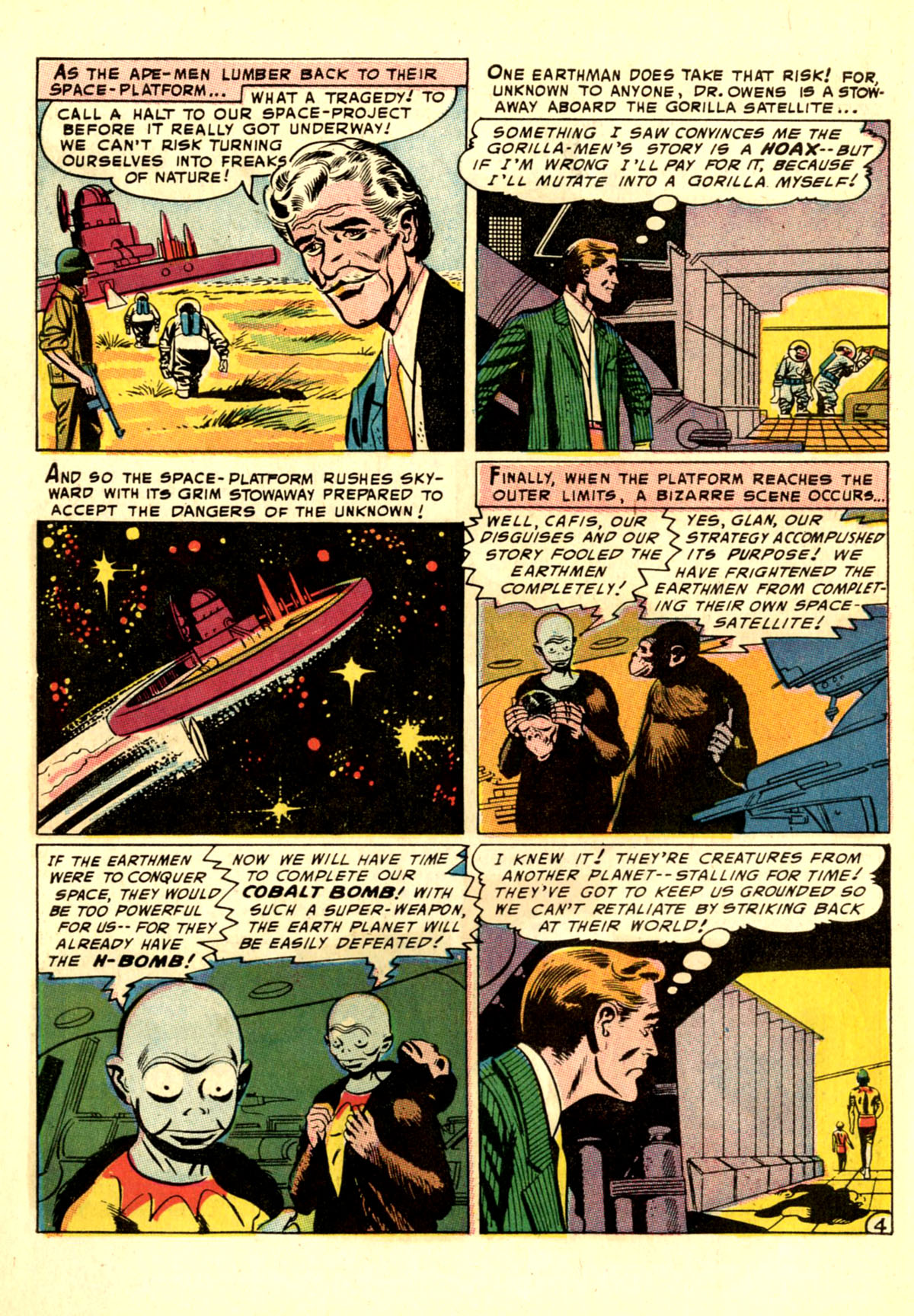 Strange Adventures (1950) issue 208 - Page 29