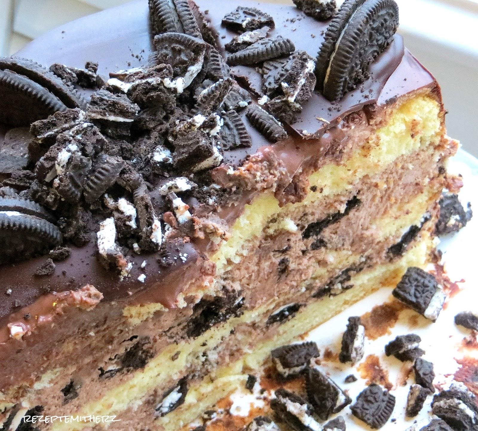 Oreo Torte