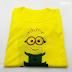 Camiseta personalizada é um presente criativo e original.