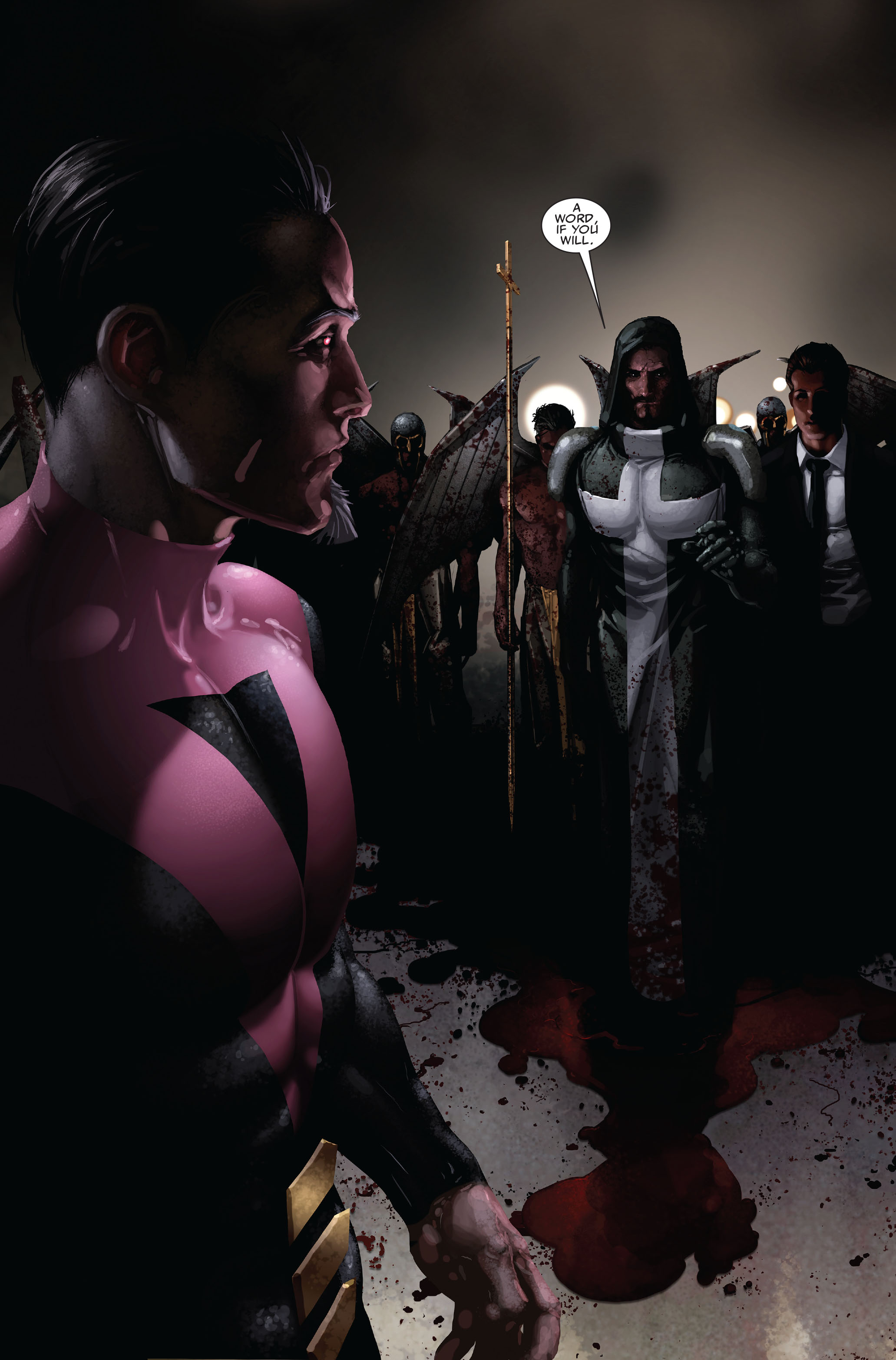 Read online X-Force (2008) comic -  Issue #5 - 20