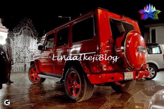 kceegwagonbirthday+present+lindaikejiblog4 Kcee Gets 2013 Benz G Wagon From Brother As Birthday Gift [See Photos]