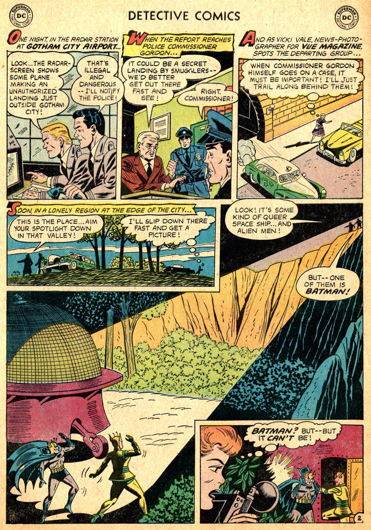 Detective Comics (1937) 251 Page 3