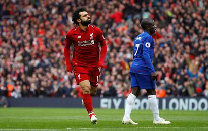 Liverpool 2-0 Chelsea: Sarri s mistake, missed opportunities and Salah rocket wins it for Liverpool.