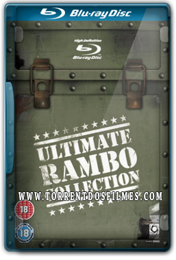 Ultimate Rambo Collection (1982-2008) Torrent – BluRay 720p Dual Áudio 5.1