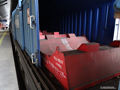 Wagon serii Simms, PKP Cargo
