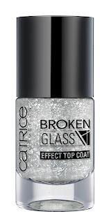 Catrice Broken Glass Effect Top Coat