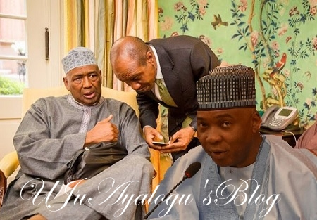 ISA FUNTUA, The Unknown MOST POWERFUL Cabal Behind Plot To SACK Osinbajo ..His Secret Meeting With Saraki, How He Gets $12m Weekly From CBN EXPOSED