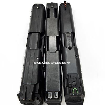 HK VP40 Slide Width, vp40 slide width comparision, vp40 slide, hk vp40 width, vp40 vs glock, vp40 vs m&p