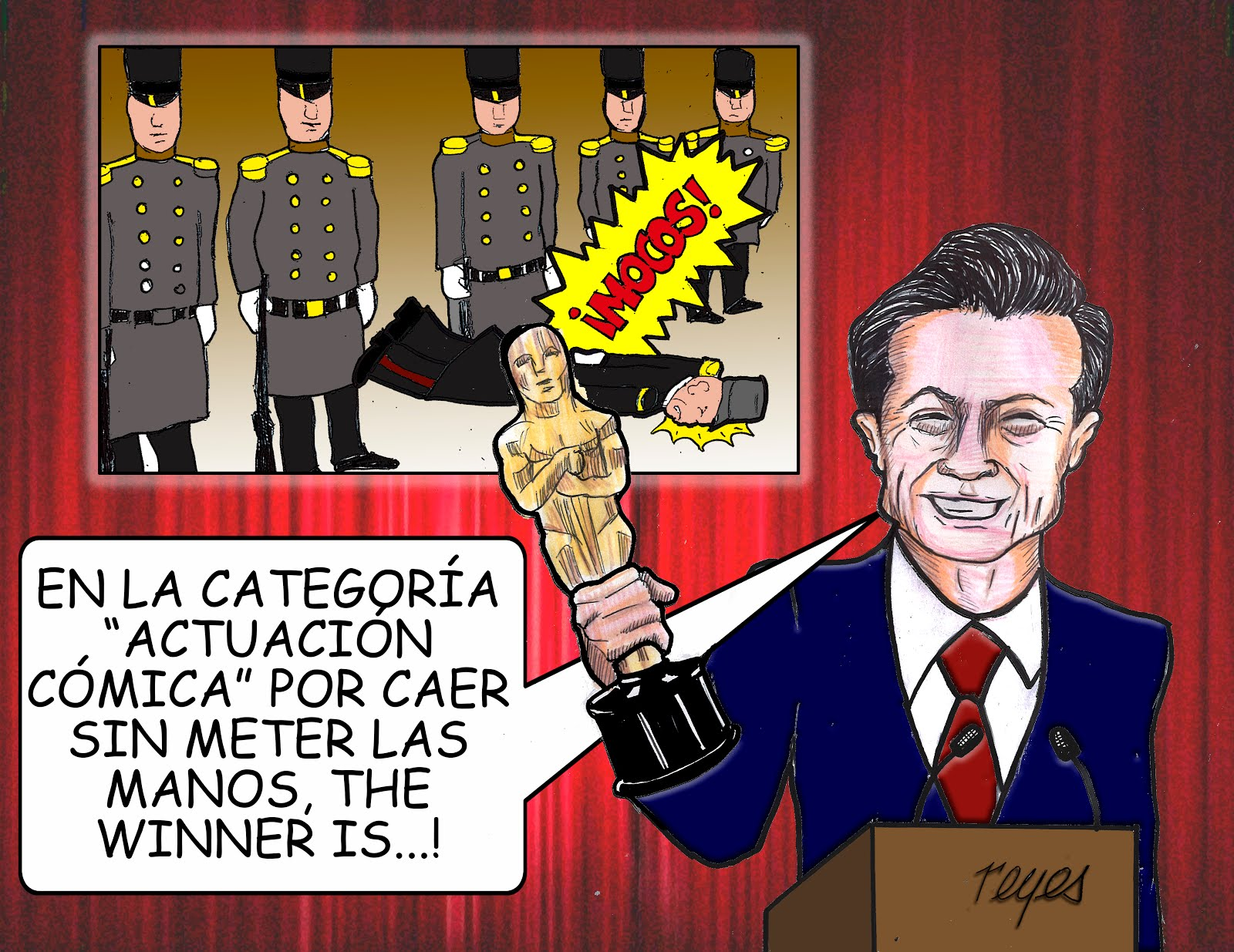 And the winner is...!