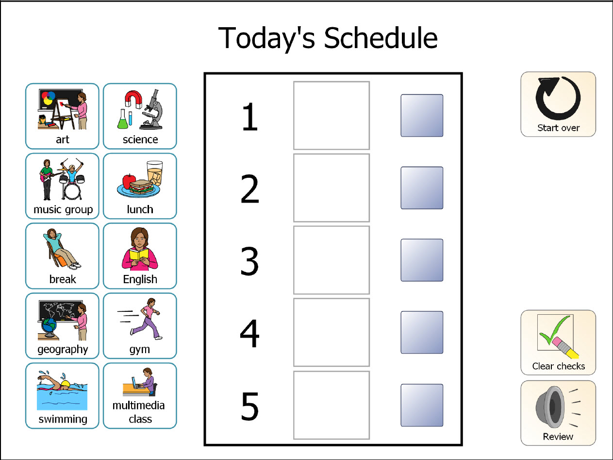 School scheduling system based on visual basic 6 0