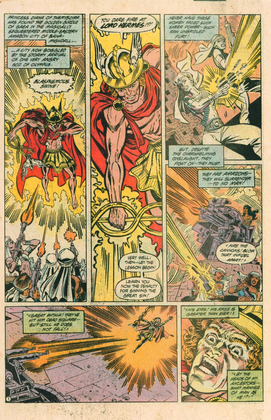 Read online Wonder Woman (1987) comic -  Issue #34 - 2