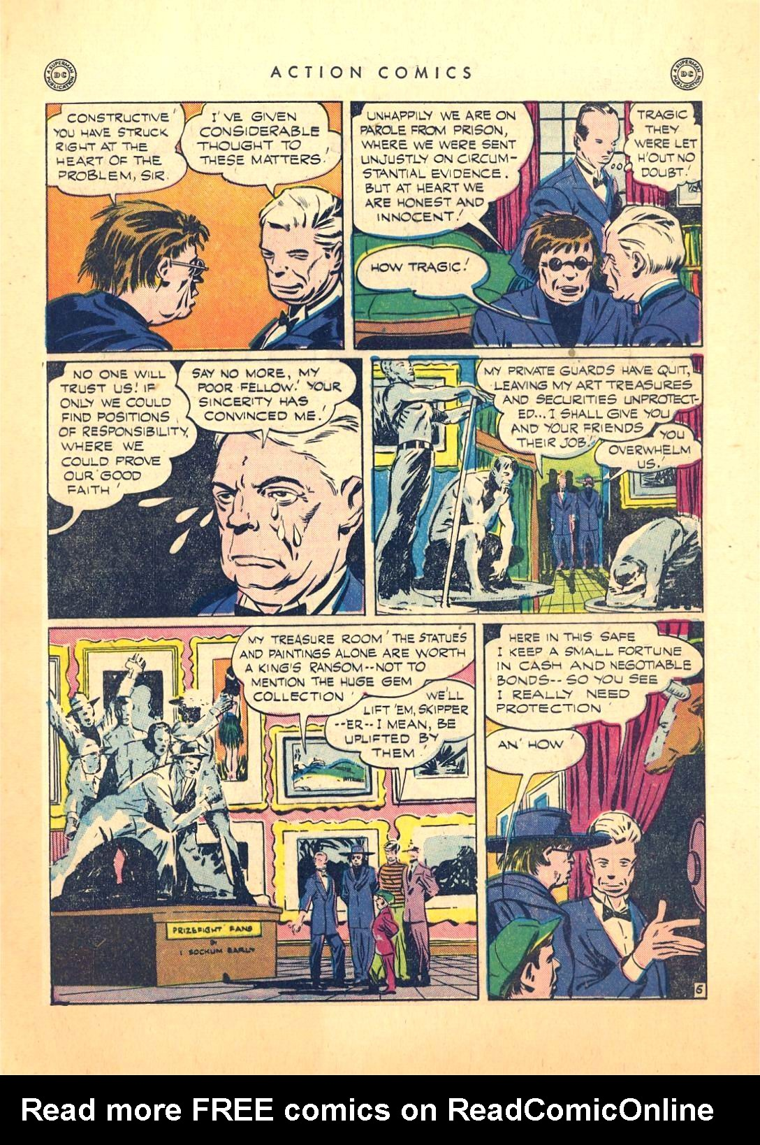 Action Comics (1938) 73 Page 20