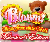 เกมส์ Bloom! - Valentines Edition