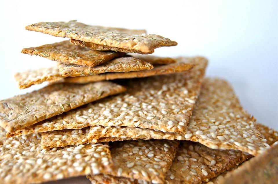 biscoito integral gergelim