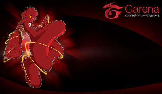 garena register code red