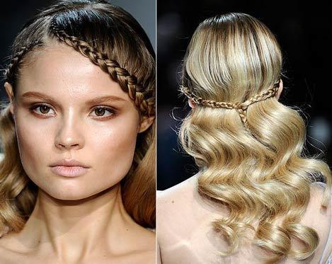 Prime Holiday Hair Styles For New Year Hair Salon Hairstyles Short Hairstyles Gunalazisus