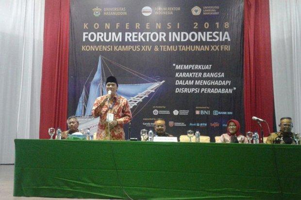 Rektor Universitas Diponegoro Terpilih Jadi Ketua Forum Rektor Indonesia