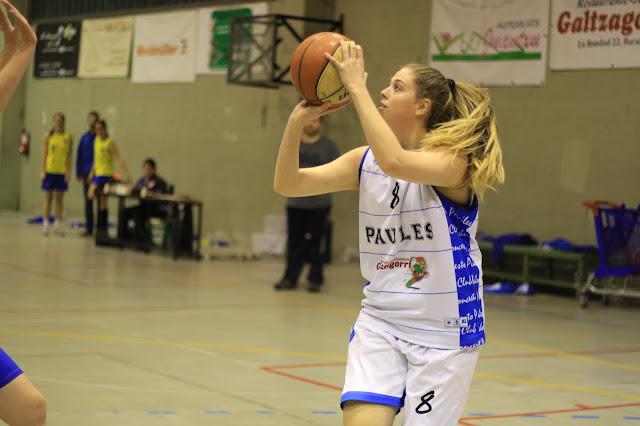 Paúles Galtzagorri-La Salle