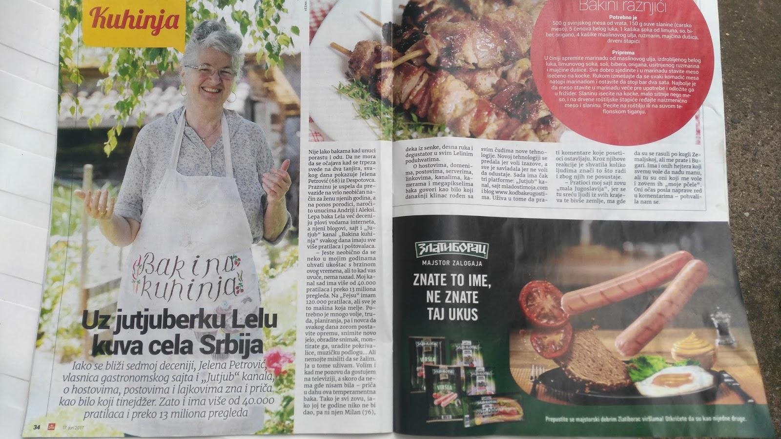 Blic zena kuhinja online dating