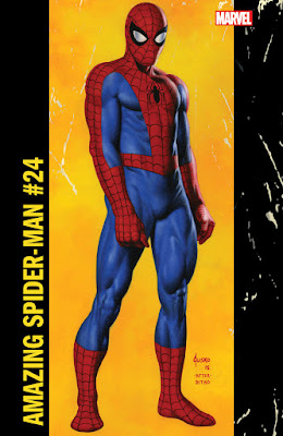 Marvel Corner Box spiderman