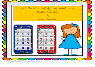 https://www.teacherspayteachers.com/Product/FREE-Cell-PhoneSmart-Phone-Vowel-Pair-Ai-and-Ay-Centers-693047