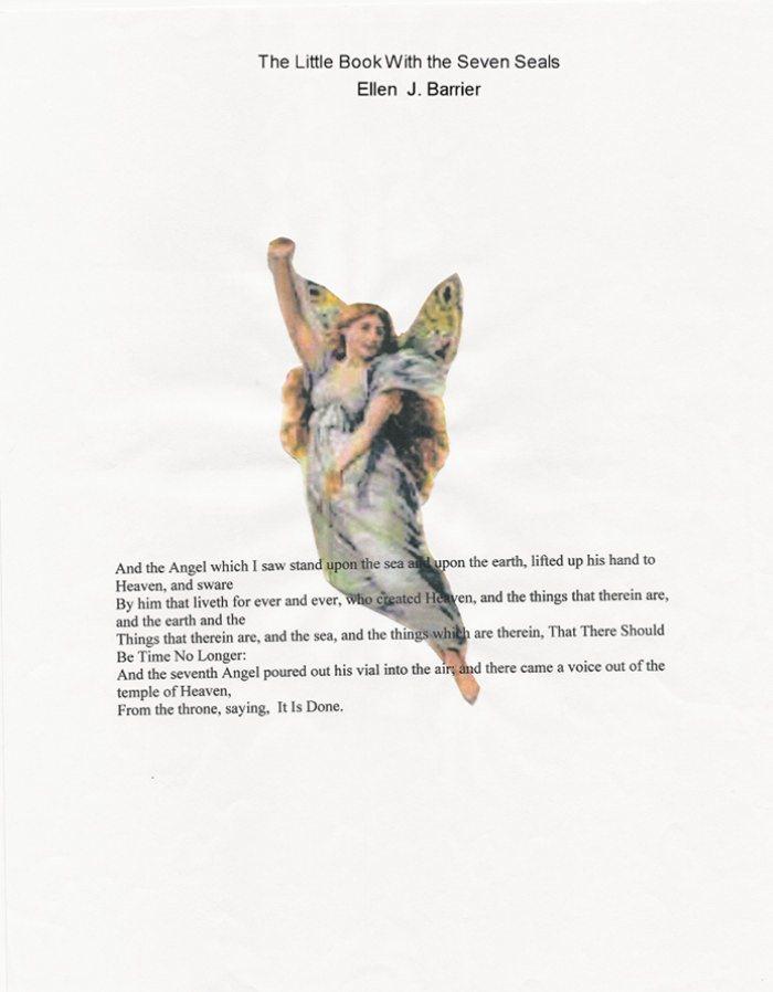 Lyrics: Music & Poems: Artwork by Ellen J. Barrier