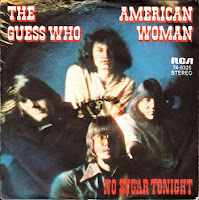 The Guess Who American Women cover image