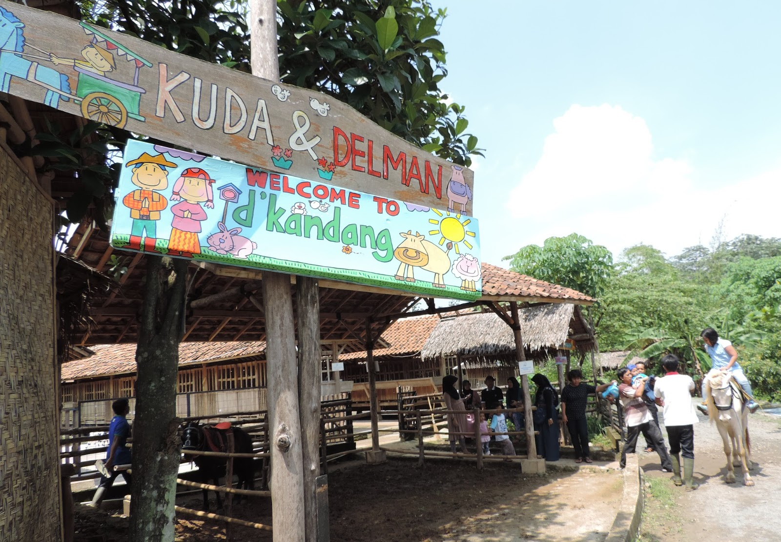 D Kandang Amazing Farm Rumika S Journey
