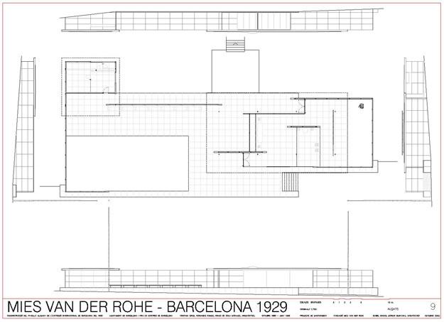 pabell n alem n an lisis arquitect nico. Black Bedroom Furniture Sets. Home Design Ideas