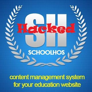 Deface SQLi Schoolhos CMS