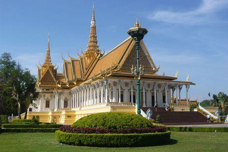 Phnom Penh, Kamboja