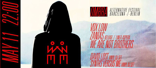 OMBRA Alternative Festival / Wolf BCN [11May2018]