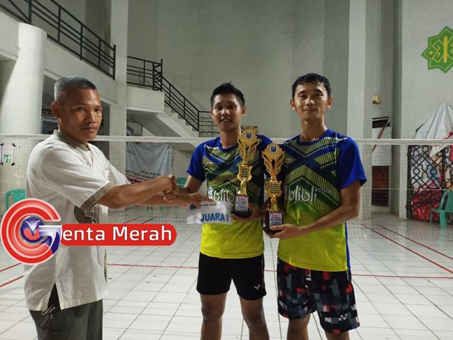 Tanpa Dukungan Pemda Waykanan, PB Ramik Ragom Berhasil Gelar Open Turnamen