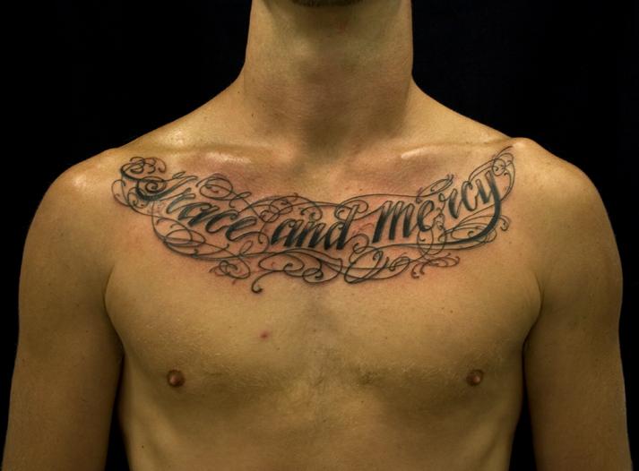 Chest Tattoo Designs