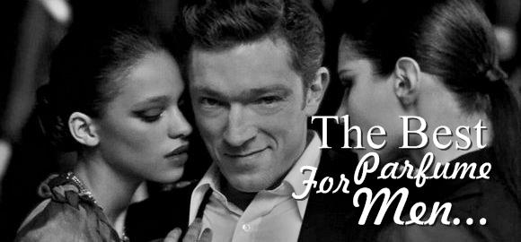 Merk Parfum Pria Terbaik yang disukai wanita