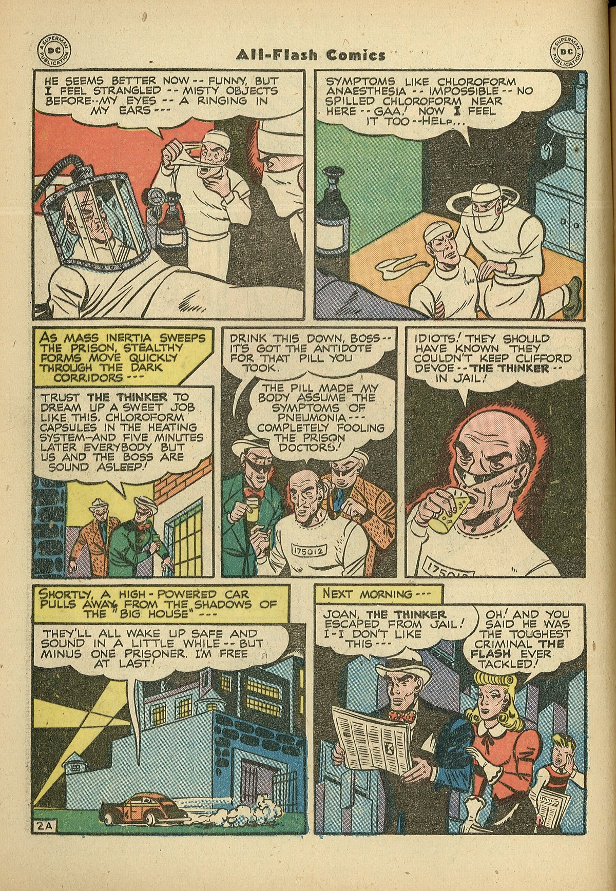 Read online All-Flash comic -  Issue #27 - 4