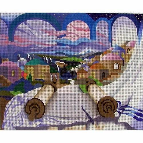 Touch of Torah tallis $158.00