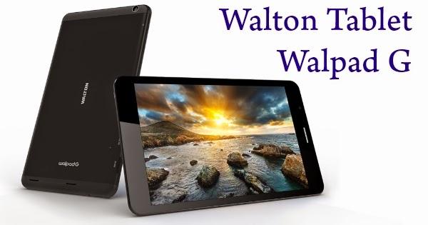 Walton Walpad G